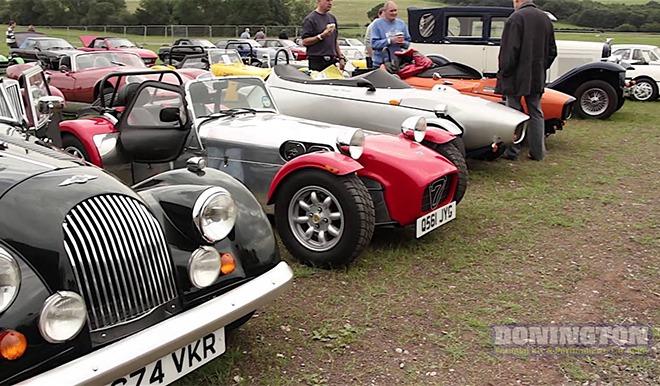 Donington Kit Car Show